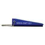 SEES-DWT-001 - Door Wedge Tool, Blue Poly