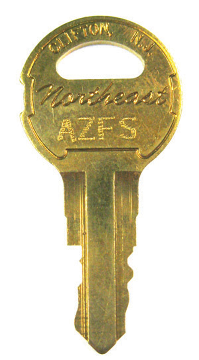 AZFS-KEY - Key only, Arizona Fire Service