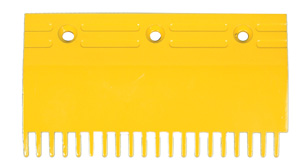 FUJ-001 - 20 TOOTH LEFT & CENTER COMB YE