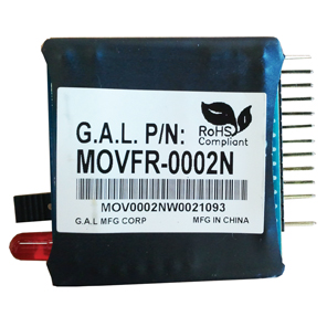 GPC-002 - Input Pcb, Auxiliary Door Op