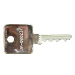 VA-UEK - Virginia fire service key,